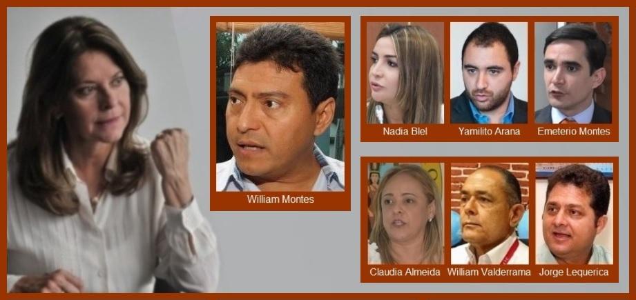 Dirigentes conservadores de Bolívar insistirán en que Pereira no se incluya en la terna