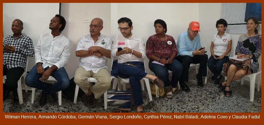 Mujeres organizadas de Cartagena también buscan la unión de los 'candidatos alternativos'