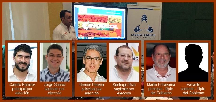 Junta Directiva de Camcomercio, dividida por hallazgos de la CGR y otros fuertes 'ruidos'