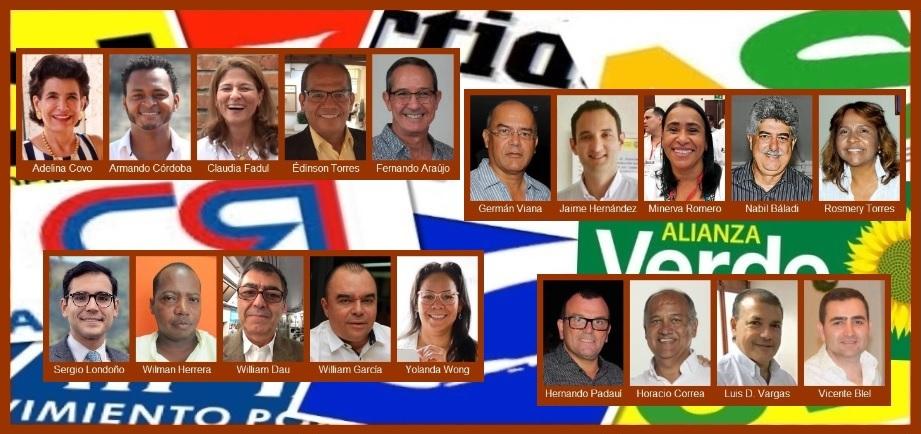 La PGN y el CNE, a establecer cuáles de los 117.822 candidatos inscritos están inhabilitados