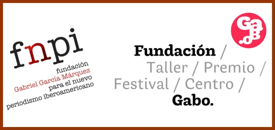La Fundación Nuevo Periodismo Iberoamericano cambia su nombre a Fundación Gabo
