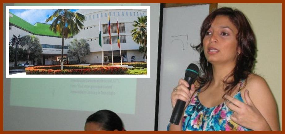 Mercedes Posada Meola, nueva directora del Programa de Comunicación Social de la UTB