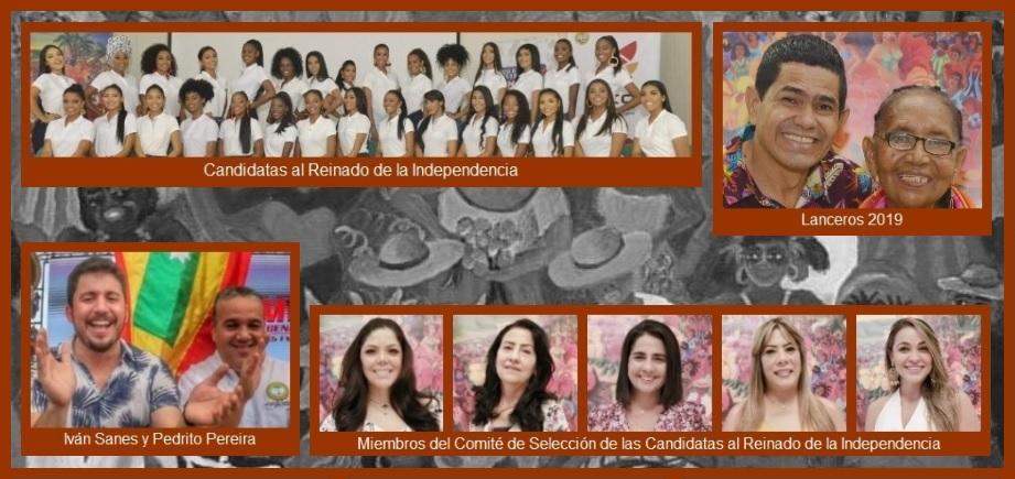 Estos, y cada cartagenero: los protagonistas de las Fiestas de la Independencia