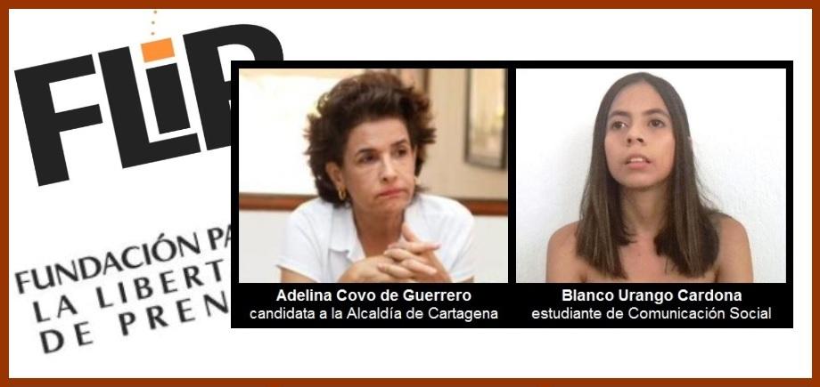 Candidata de la 'Cartagena Humana', a responder por agresiones a una estudiante