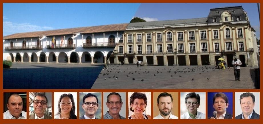 De la Cartagena indignada a la Bogotá informada