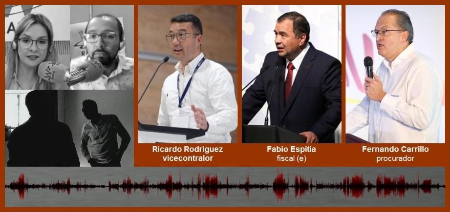 Fiscalía, Contraloría y Procuraduría, con sus lupas en Bolívar tras revelaciones de W-Radio