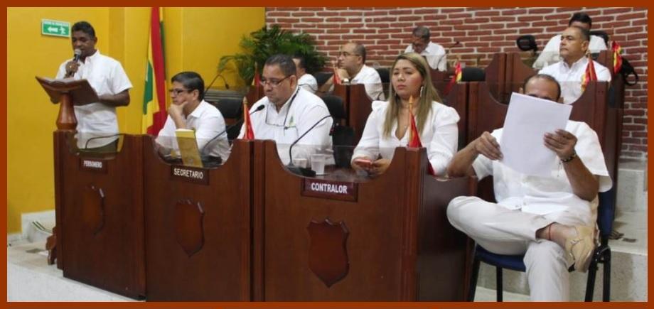 Concejales le muestran los dientes al alcalde: o se reúne con ellos o varios proyectos no van