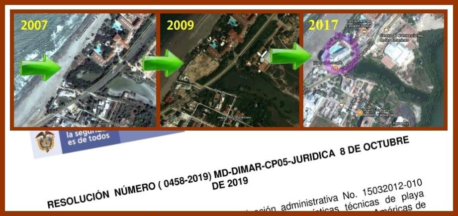 «Resolución de la Dimar es arbitraria» dicen propietarios del Hotel Las Américas