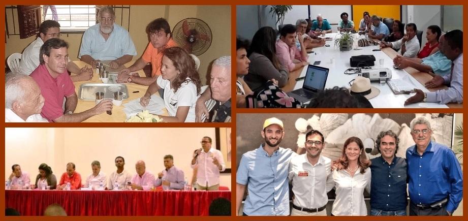 Intentar unir candidatos para enfrentarlos a otros, una constante en Cartagena