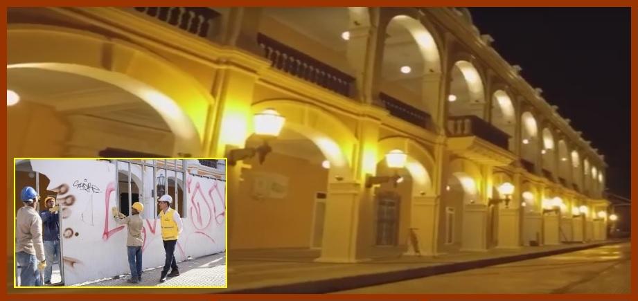 Comienza cuenta regresiva para que el Palacio de la Proclamación reabra sus puertas