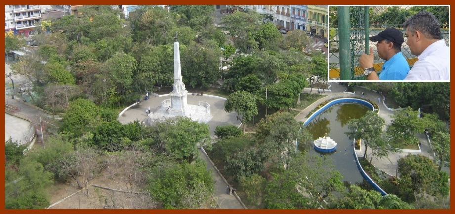 Tras una larga espera, por fin se da inicio a la refacción del Parque del Centenario