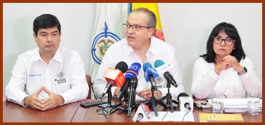 Procuraduría pone su lupa a la financiación de las  campañas políticas en Bolívar