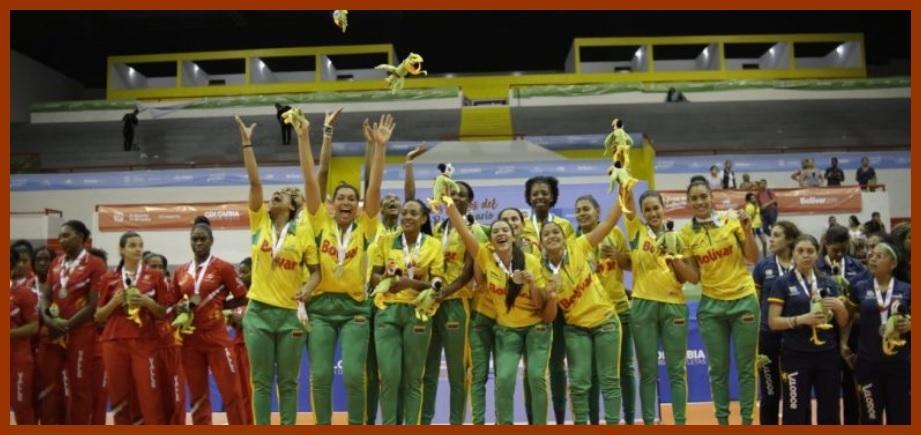 ¡Bolívar, con 54 oros! Estos son los medallistas que hicieron posible superar la meta