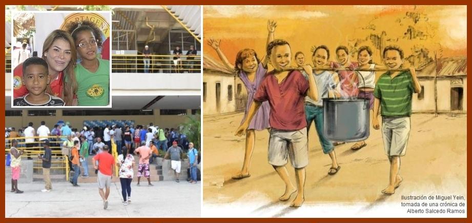 En los alrededores del Mercado Santa Rita se celebrará el tradicional 'Ángeles Somos'