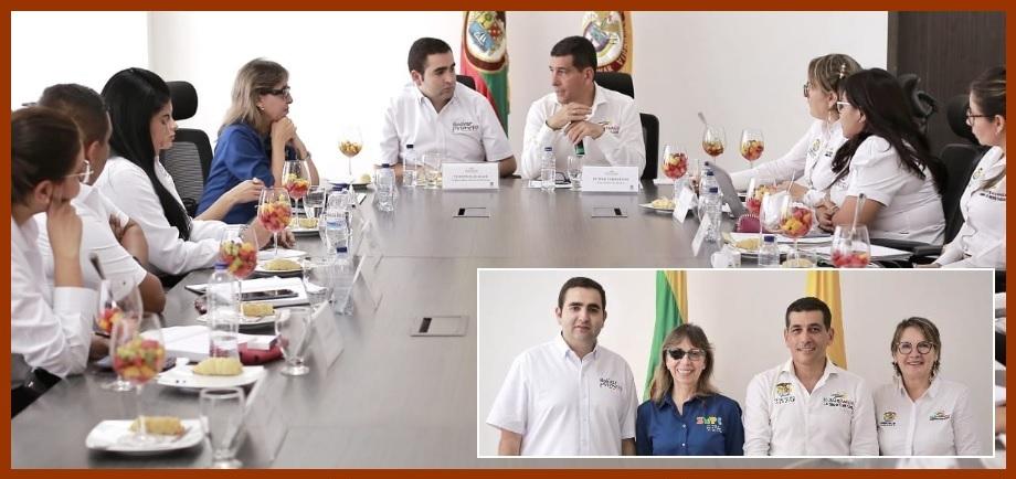 De manera formal, se inicia transición del 'Bolívar sí Avanza' al 'Bolívar Primero'