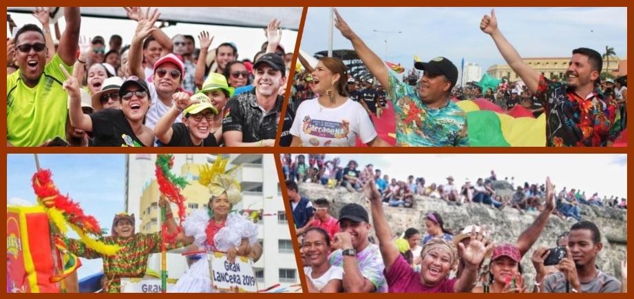 Miles de ciudadanos y servidores públicos disfrutaron el Desfile de la Independencia