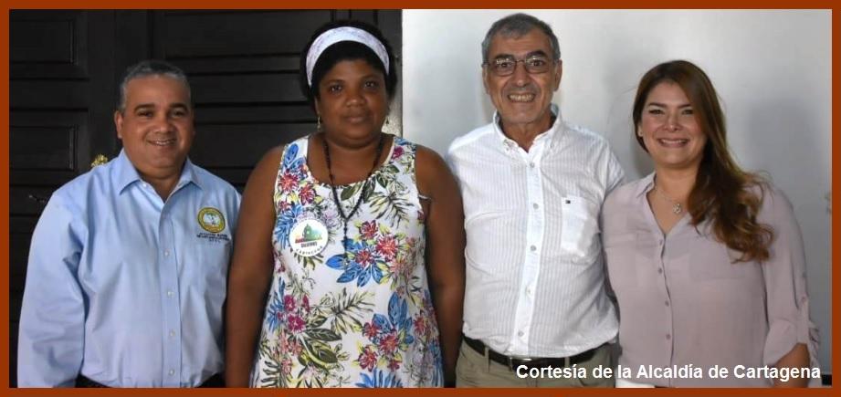 Desde el martes próximo arranca el proceso de empalme en el Distrito de Cartagena