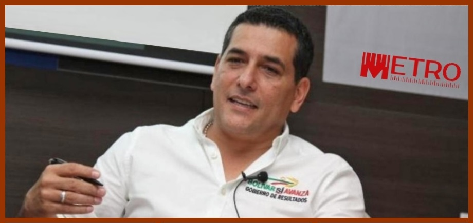 «Me comprometí a poner a Cartagena en la agenda de gobierno, y cumplí»: Dumek Turbay