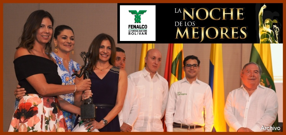 Fenalco exalta a empresas y empresarios destacados por sus aportes a la comunidad