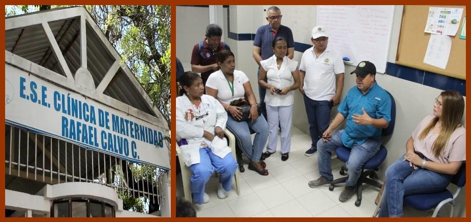 Distrito establece un Plan de Emergencias para enfrentar crisis en la Maternidad