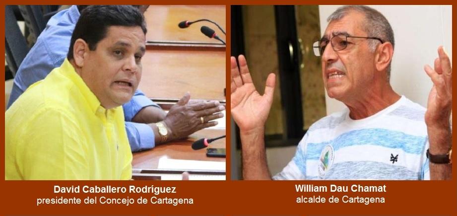 Las constantes disputas del alcalde y el Concejo, ¿convenientes para Cartagena?
