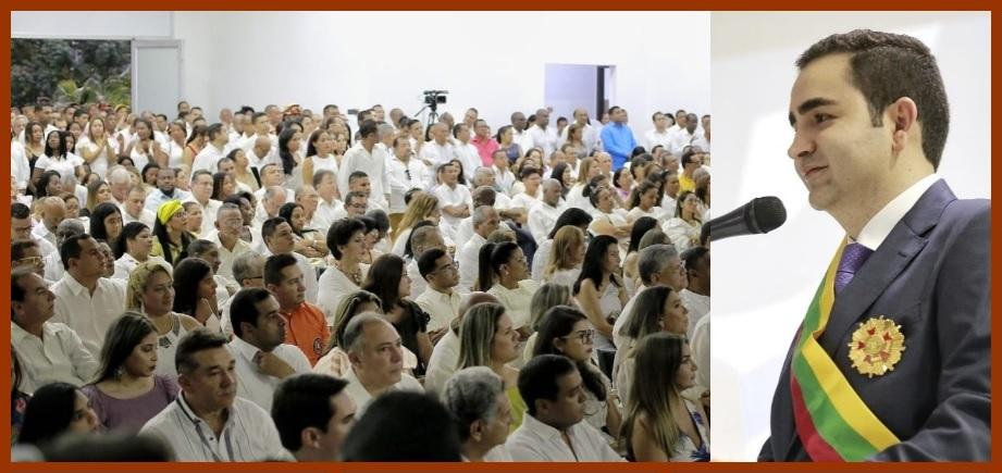 Privilegiaré «el bienestar general siempre por encima del particular»: Vicente Blel