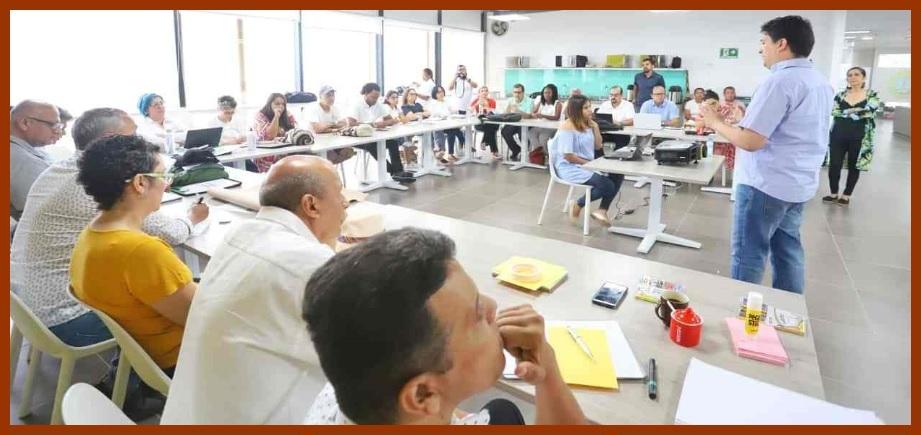 Equipo de 'Let's Save Cartagena' prioriza acciones de sus primeros 100 días de gobierno