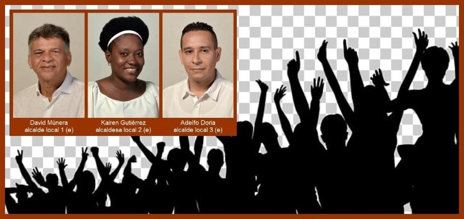 187 hombres y 44 mujeres aspiran a ser los nuevos alcaldes locales de Cartagena