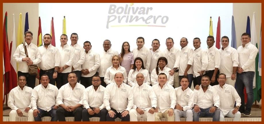 Alcaldes de Bolívar aportarán a la construcción del Plan de Desarrollo del Departamento