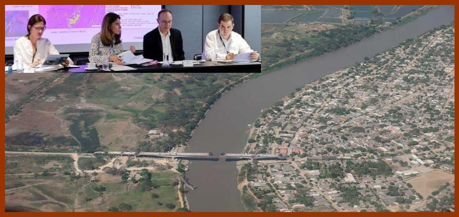 Vicepresidenta asegura que las obras del Canal del Dique serán una realidad