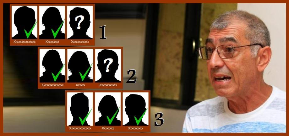 William Dau, a entrevistar a los únicos ternados nuevos a ver si estos sí lo descrestan