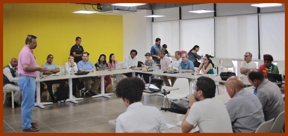 Esap dicta al Distrito taller sobre Planeación Estratégica y Manejo de Indicadores