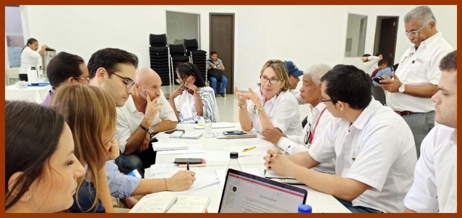 Avanzan las mesas de construcción del Plan de Desarrollo 'Bolívar Primero'