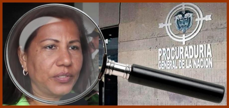 Patricia Zapata, a responder ante la PGN por la presunta comisión de irregularidades