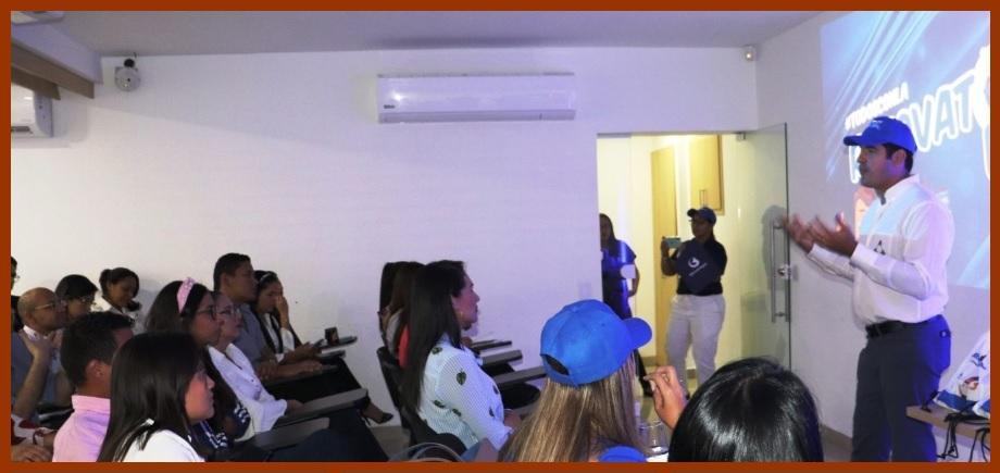Cámara de Comercio de Cartagena inició la campaña 'Renovatón'
