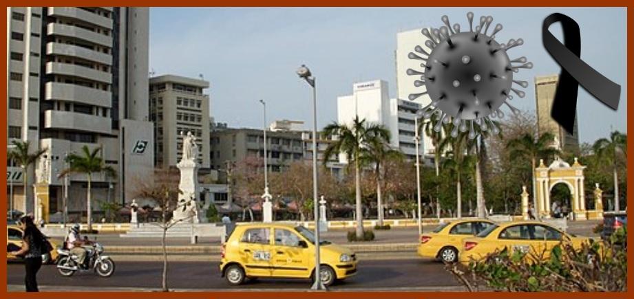 Taxista que falleció el pasado lunes  en Cartagena sí murió por coronavirus