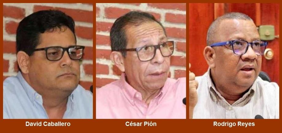 Concejales le piden a Dau decretar el toque de queda y declarar la Calamidad Pública