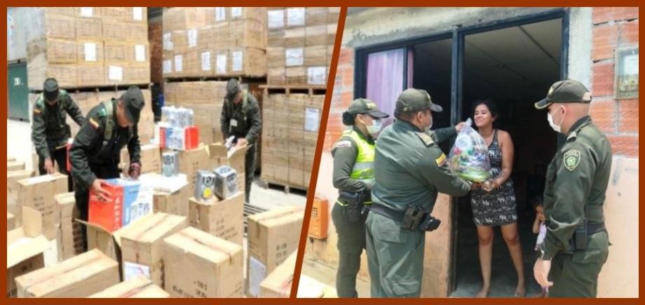Por el Covid-19, Gobernación adelanta acciones en pro de más de 240 mil familias bolivarenses