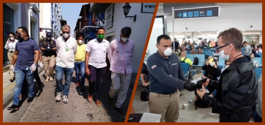 Tras nuevos casos de Covid-19 en Cartagena se pide mayor compromiso ciudadano