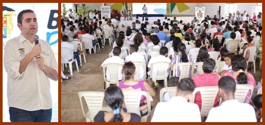 Líderes del sur de Bolívar aportaron a la construcción del Plan de Desarrollo