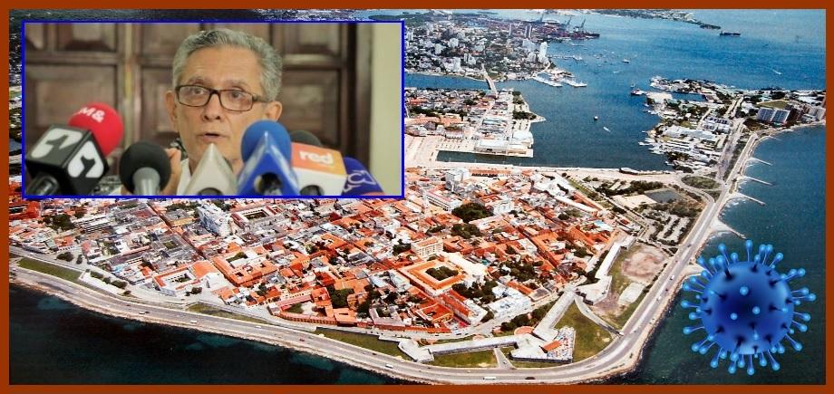 Mejoría de pacientes y aumento de ayudas humanitarias, dos buenas nuevas en Cartagena