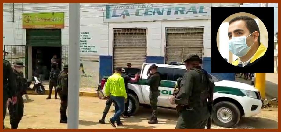 Desde ayer, toque de queda en los municipios de Bolívar durante los fines de semana