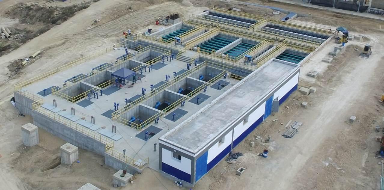 Entra en funcionamiento nueva planta de  potabilización de agua 'El Cerro'