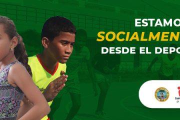 """Programa Ider: """"La escuela y el deporte son de todos"""""""