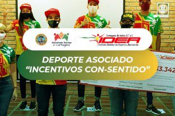 Programa: Deporte asociado «Incentivos con-sentido»