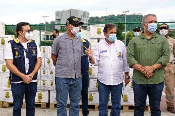 32 municipios de Bolívar presentan afectaciones por el paso del Iota
