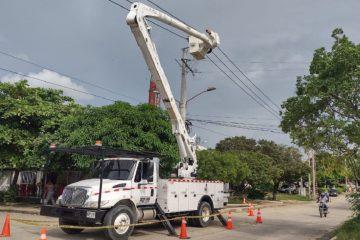 Conoce la programación de las suspensiones de energía que habrá esta semana en Cartagena y Bolívar