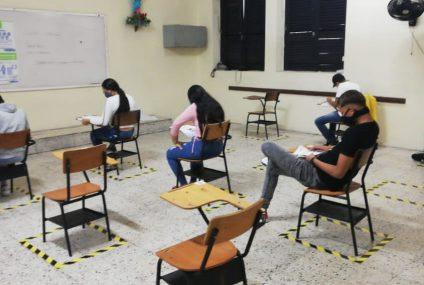Icfes aplica desde hoy las Pruebas Saber 11 en Cartagena