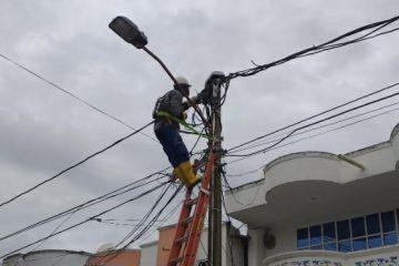 Afinia ya ha atendido el 95% de los daños ocasionados en Cartagena y Bolívar por el paso de Iota
