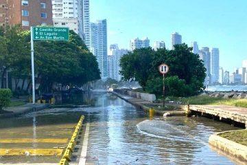 ¡Atención! DATT reporta cómo están hoy las vías tras las fuertes lluvias del fin de semana